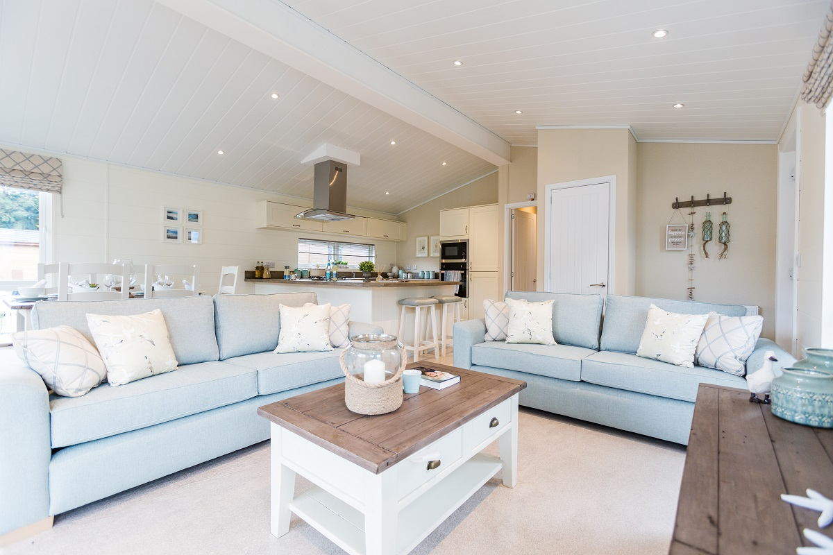 Luxury Lodges from £49,950