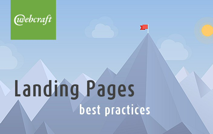 Best Practices In Landing Pages