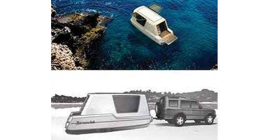 How caravans can solve humanity's problems of the future ...