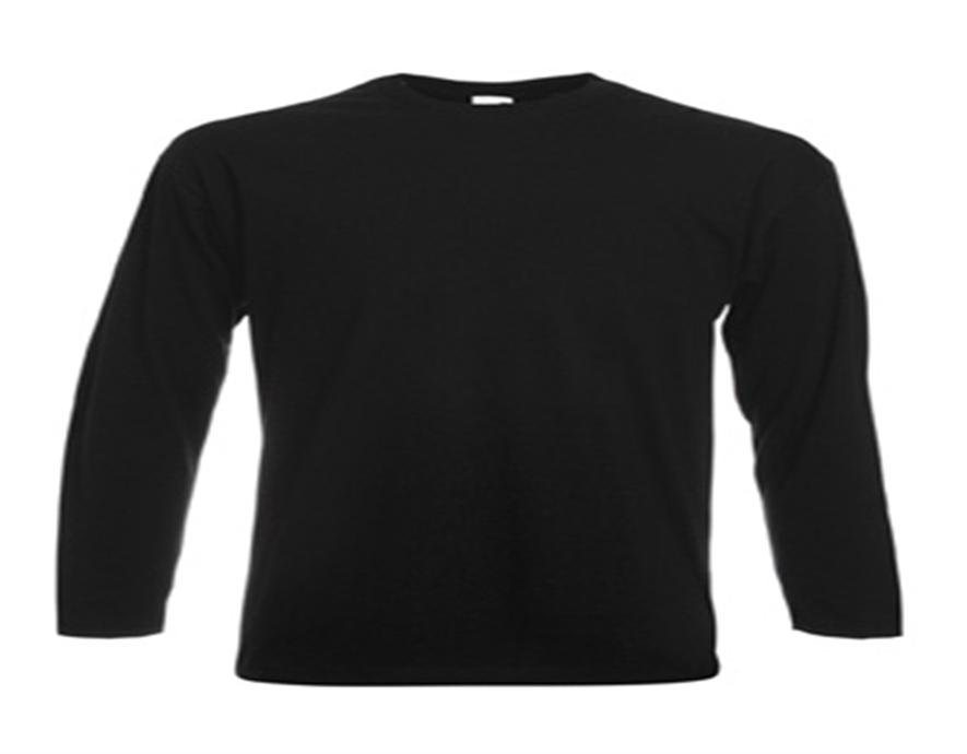 T-shirt Fruit of the Loom Long Sleeve