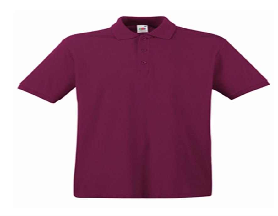 Polo shirt Fruit of the Loom Premium