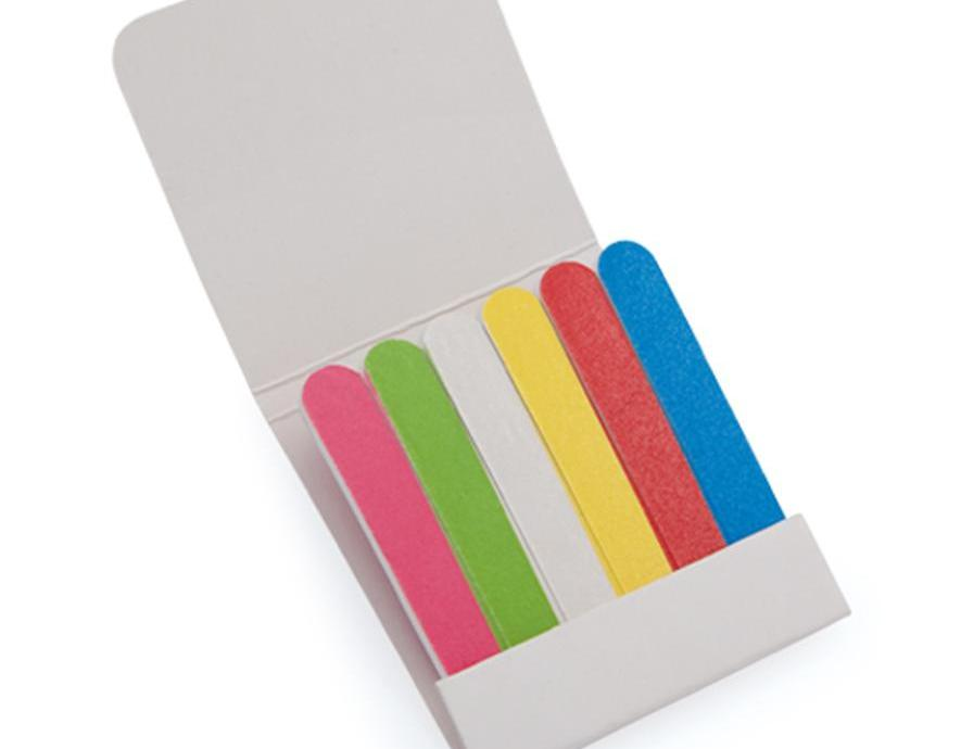 Pocket book of Nail Files M03849