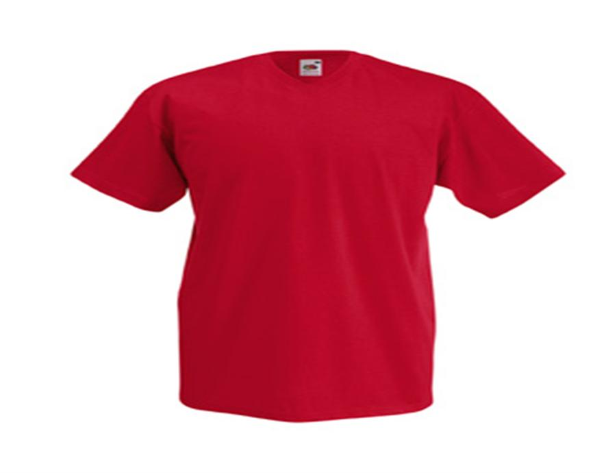 T-shirt Fruit of the Loom V-Neck
