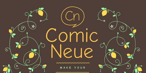 Meet Comic Neue, a lovely upgrade to the world's most hated font