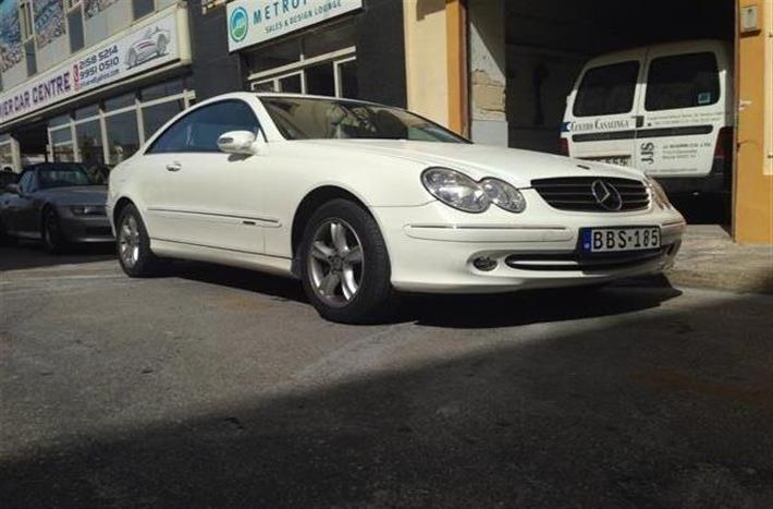 Mercedes Benz CLK 240