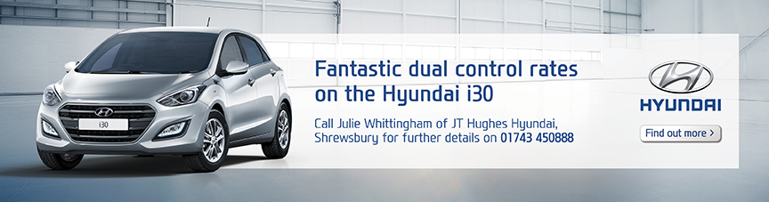Hyundai Driving Instructor offer