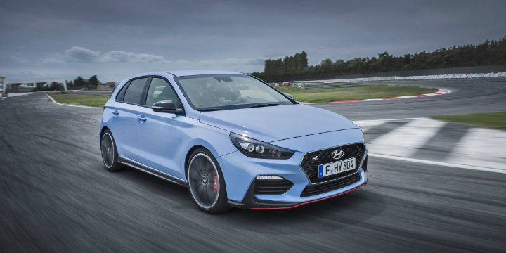 New Hyundai i30 N Hatchback