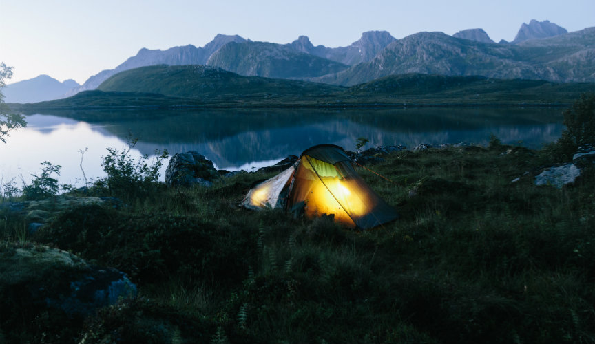 How to choose the perfect tent