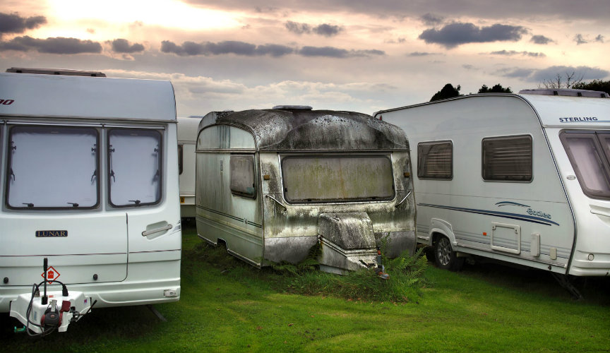 How not to buy a caravan