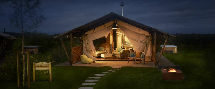 Glamping UK  - Why it Should be Your Next Holiday