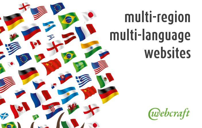 Multi-Regional Websites Icon