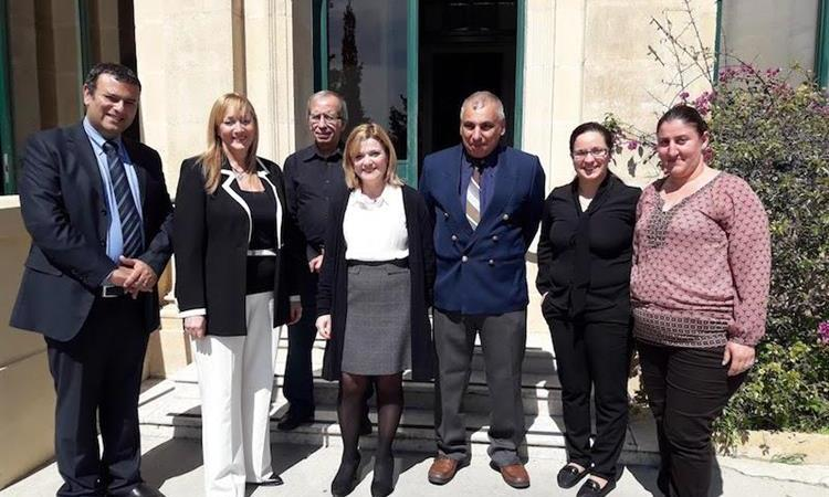EX-SEA MALTA EMPLOYEES DONATION TO DAR IL-KAPTAN