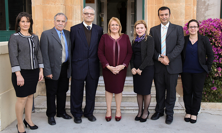 President of Malta visit on the occasion of Dar il-Kaptan 25th Anniversary