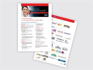 Programme leaflet