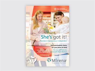 Mirena leaflet