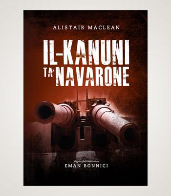 Ktieb ?did ming?and Horizons: Il-Kanuni ta' Navarone