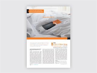 Levitra leaflet