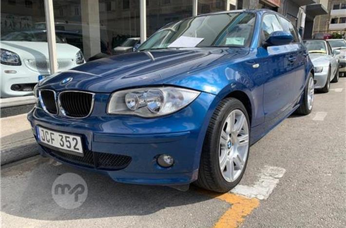 2006 BMW 120D Automatic