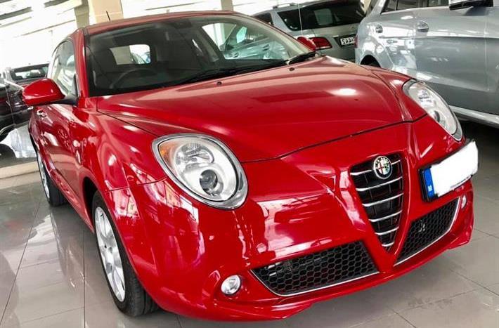 2010  Alfa Romeo MiTo Lusso