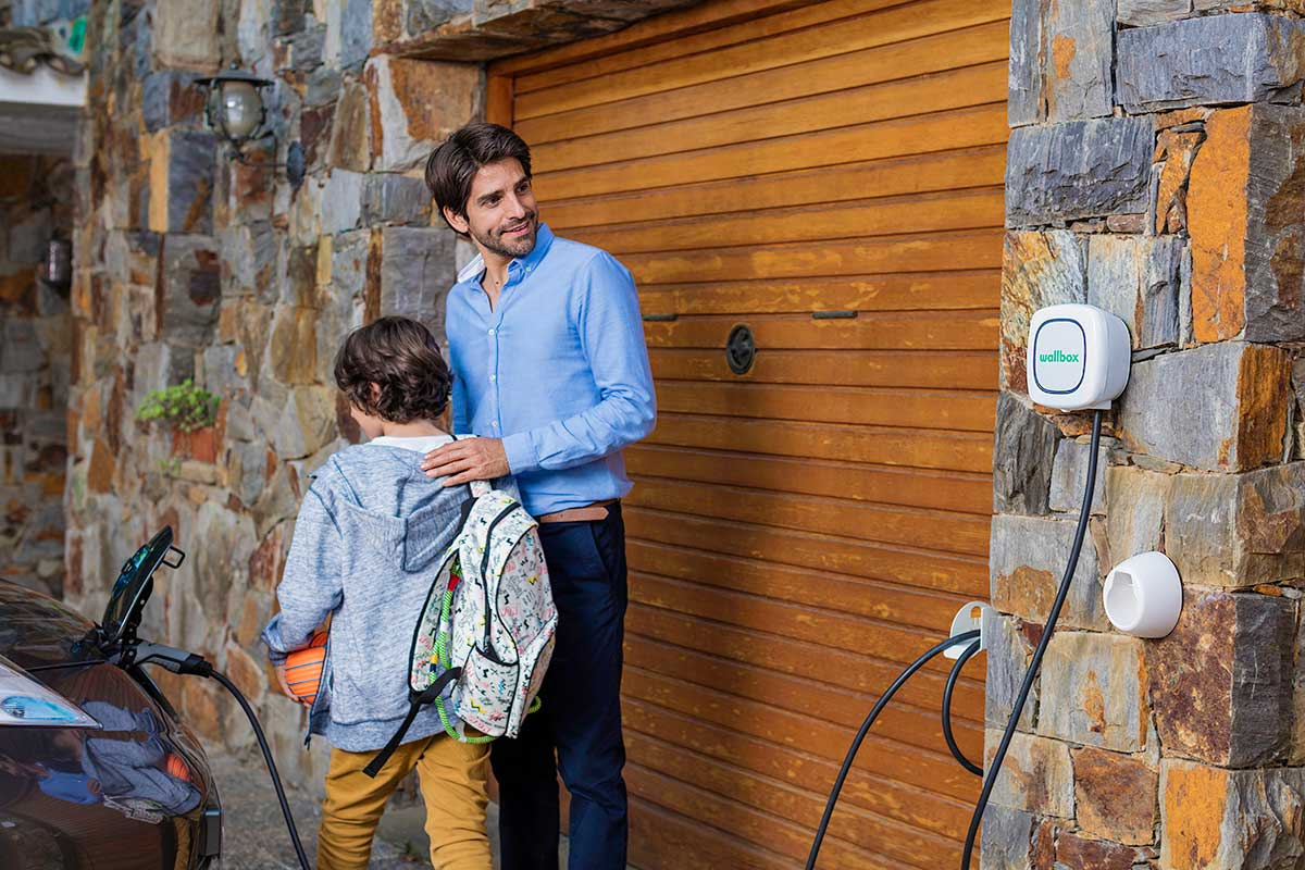 EV home chargers