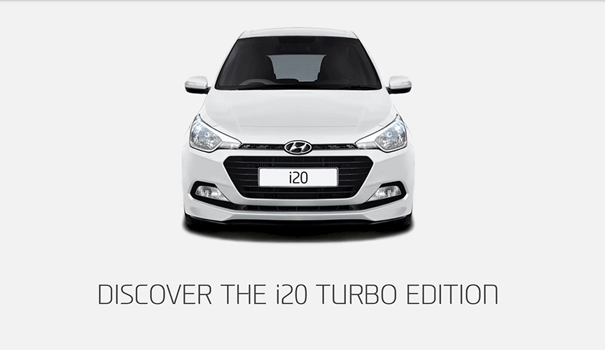 Hyundai i20 Turbo Edition