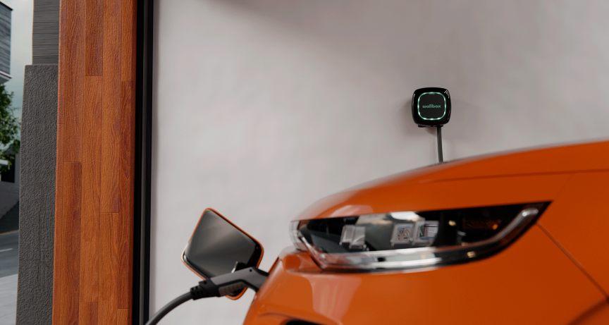 Wallbox EV Home charger