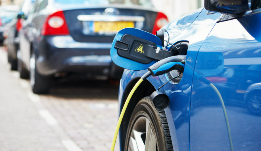 Electric Cars Shropshire
