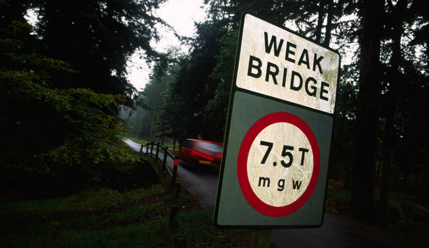weak Bridge