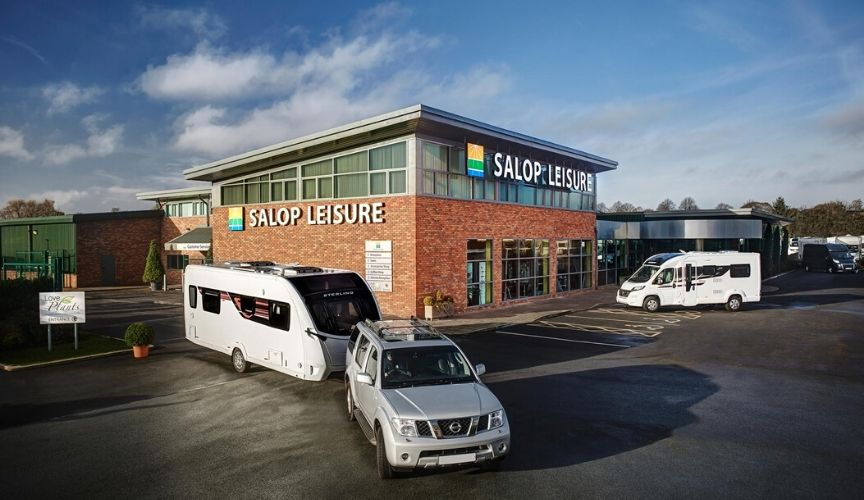 Salop Leisure Open from 1st June 2020
