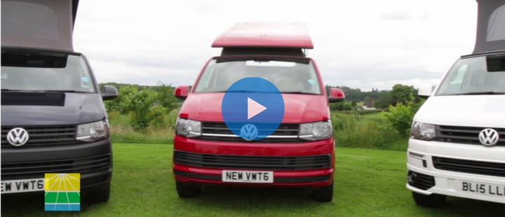 WV Camper Vans For Sale in the Midlands