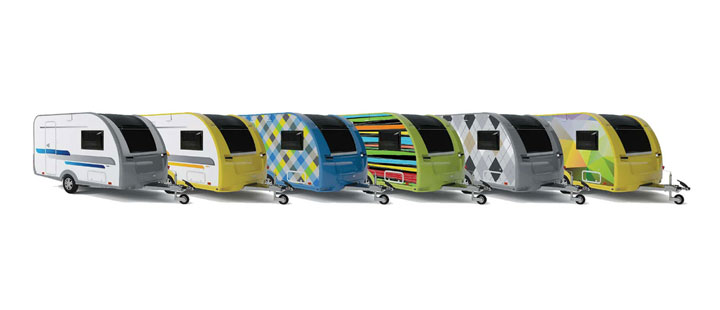 Colour Change Your Touring Caravan – Would You?