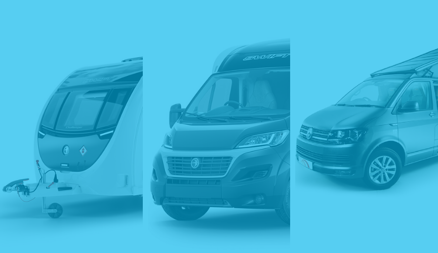 Motorhome, campervan, or touring caravan - which is right for you?