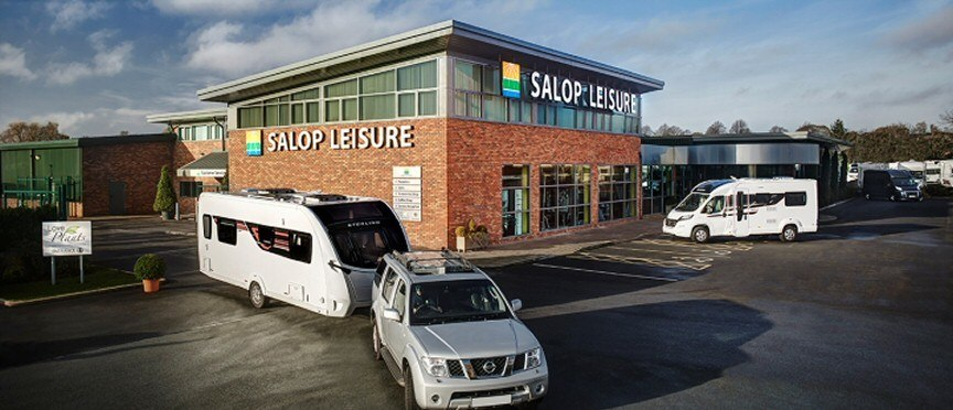About Salop Leisure
