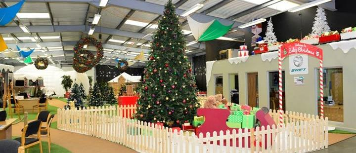 Christmas Articles.Salop Leisure Takes Wraps Off Exciting Christmas Attractions