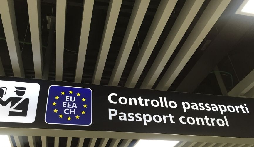 Border controls and passports