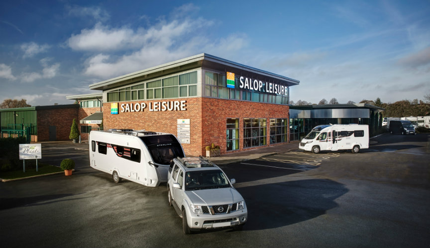 Salop Leisure Touring Dealer