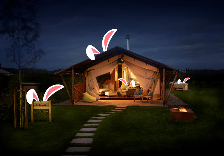 Glamping Easter Holidays