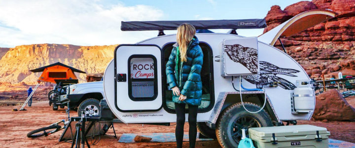 Driven By Millennials: The Future of Towable Trailers