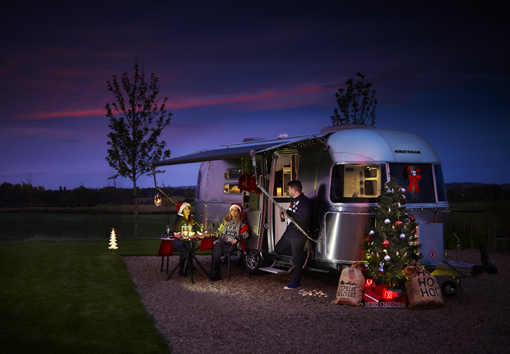 Christmas Caravan Breaks