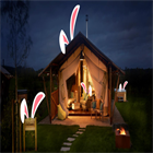 Why You Should Go Glamping This Easter