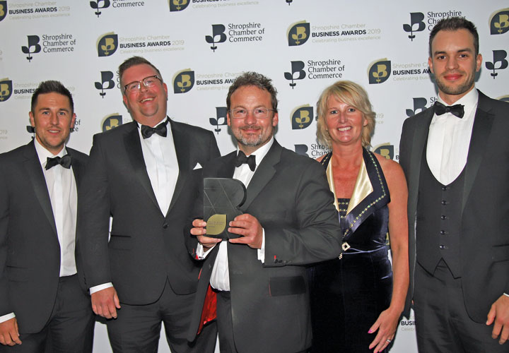 Love2Stay Shropshire Business Award 2