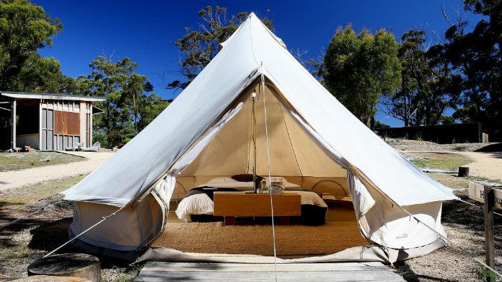 Teepees Glamping