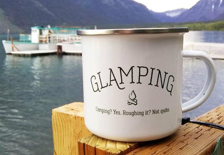 Glamping Mug