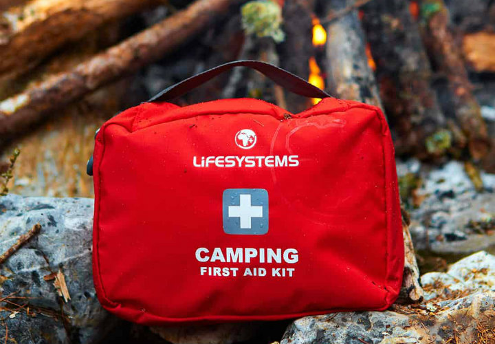 Glamping First Aid Kit